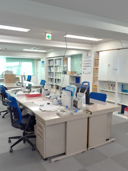Yokohama Techno Center